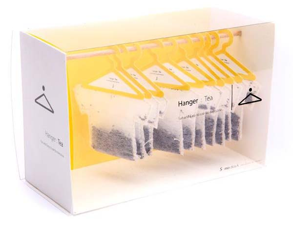 14095579207763 08 Tea Hangers These product packaging ideas take creativity to a whole new level!! Number 22 is unmissable!