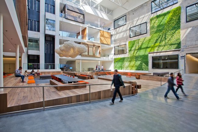 these cool office designs can make even the dullest task fun