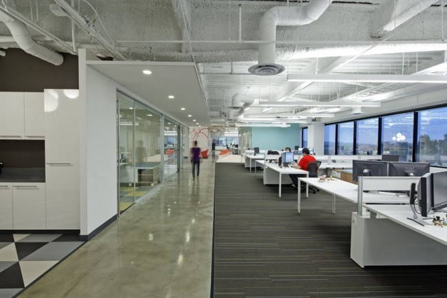 Cool Office Designs these cool office designs can make even the dullest task fun