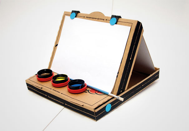 14095585477144 diy pizza box 9 2 Your Pizza Box isnt Just meant to serve you Pizza! Heres Why..